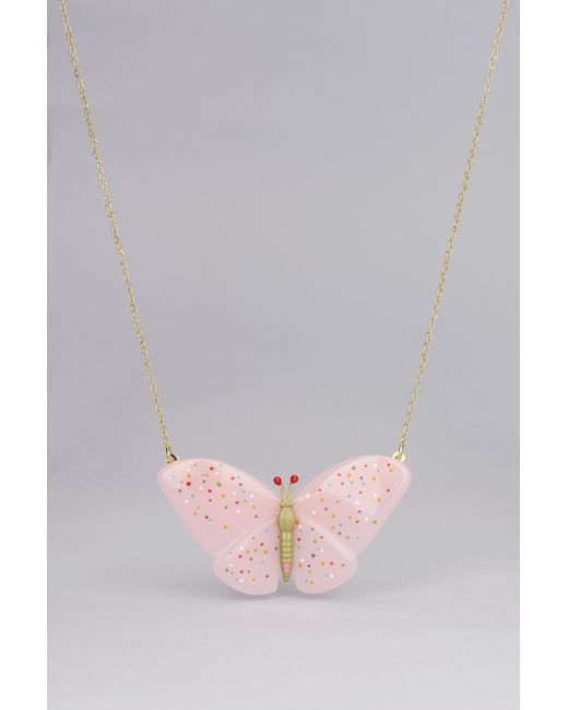 N2 | Pink Necklace / Longcollar | Lyst
