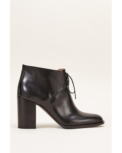 Veronique Branquinho   Black Derby And Oxford Shoe   Lyst