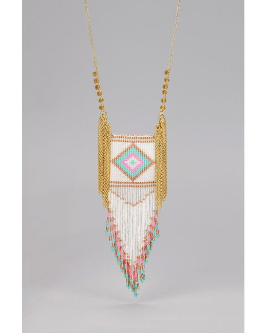 Hipanema | Multicolor Necklace / Longcollar | Lyst