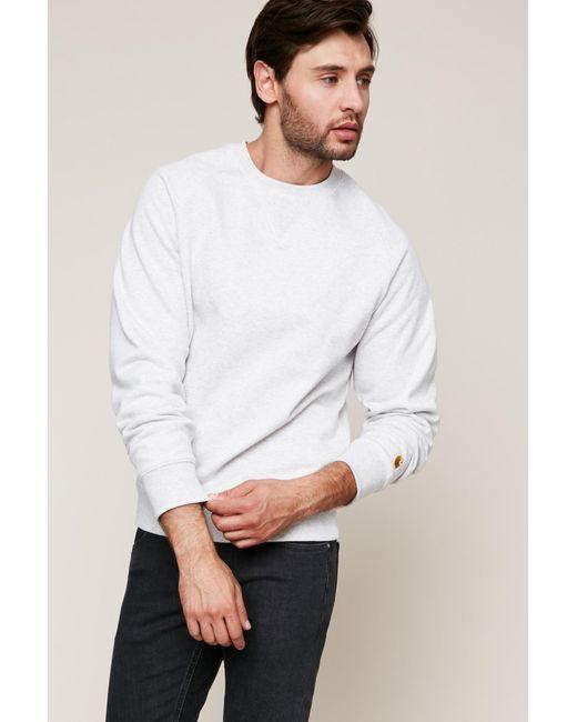 Carhartt WIP   Gray Sweatshirt for Men   Lyst