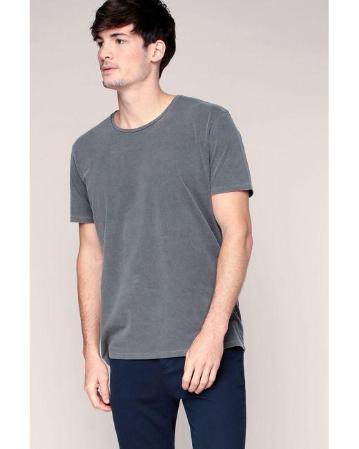 American Vintage   Gray T-shirt for Men   Lyst