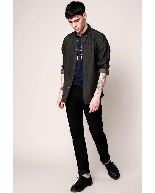 cuisse de grenouille t shirt in blue for men lyst. Black Bedroom Furniture Sets. Home Design Ideas