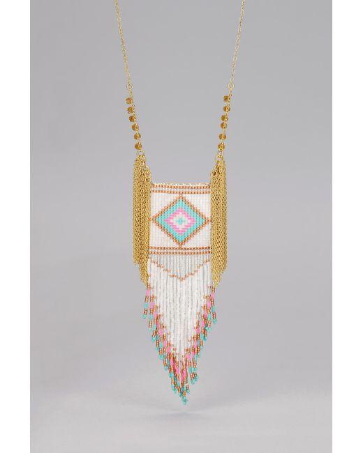 Hipanema | Multicolor Necklace / Longcollar | Lyst