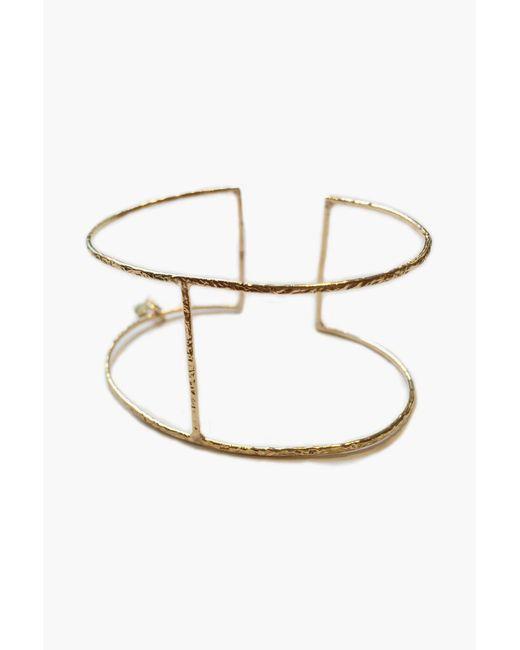 Gag & Lou - White Bracelet - Lyst