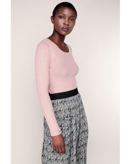 ONLY | Pink Jumper | Lyst
