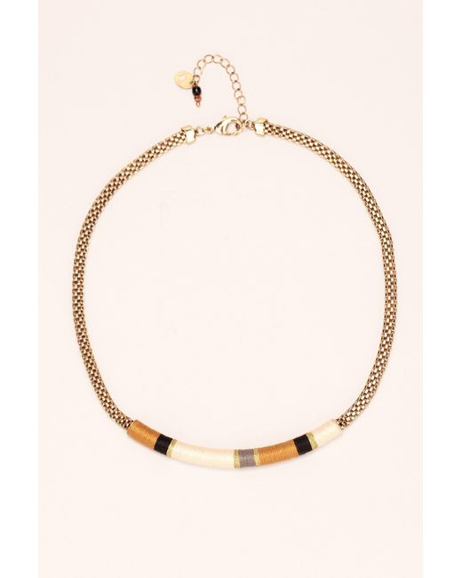 Sessun - Multicolor Necklace / Longcollar - Lyst