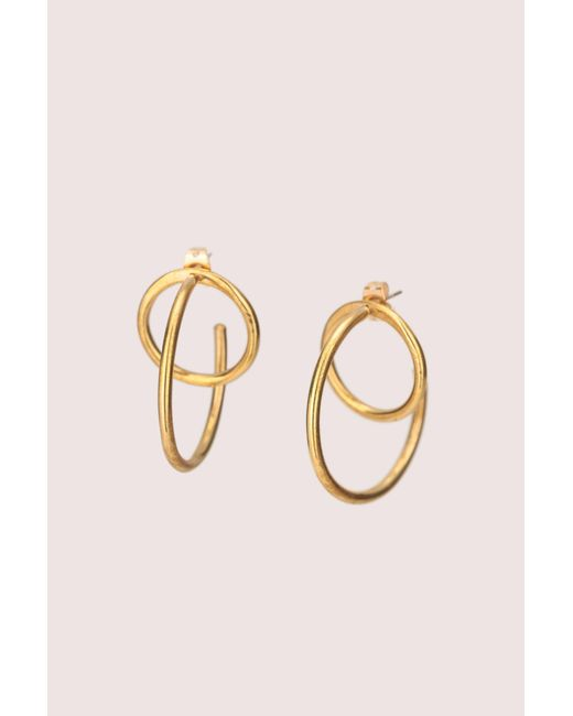 Soko | Metallic Earrings | Lyst