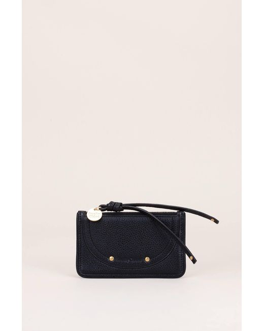 See By Chloé | Black Wallet And Coin Purse for Men | Lyst