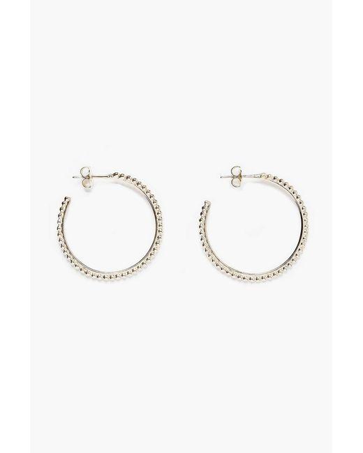 Agnes De Verneuil - Metallic Earrings - Lyst