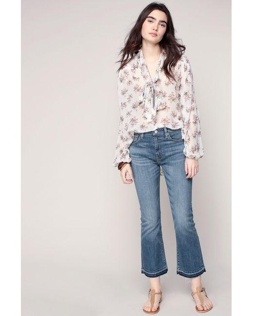 Denim & Supply Ralph Lauren - Blue Flared Jeans - Lyst