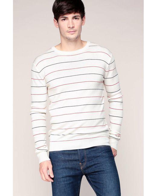 Le Mont St Michel - White Sweater & Cardigan for Men - Lyst