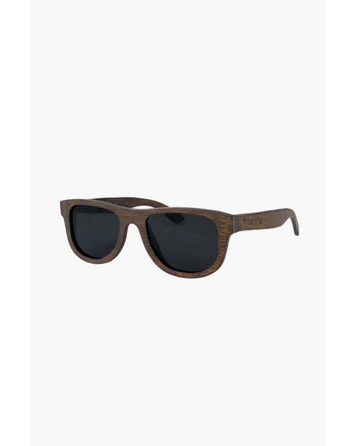 Time For Wood | Brown Sunglasses for Men | Lyst