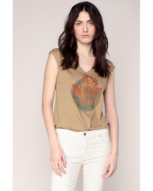 Swildens - Natural T-shirts & Polo Shirts - Lyst