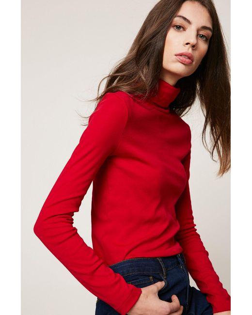 Petit Bateau | Red T-shirts & Polo Shirts | Lyst