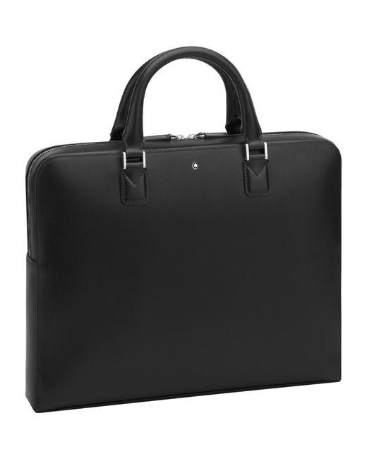 Montblanc Black Meisterstück Document Case Ultra Slim
