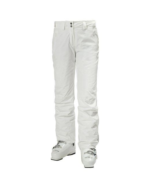 Helly Hansen White Legendary Pant