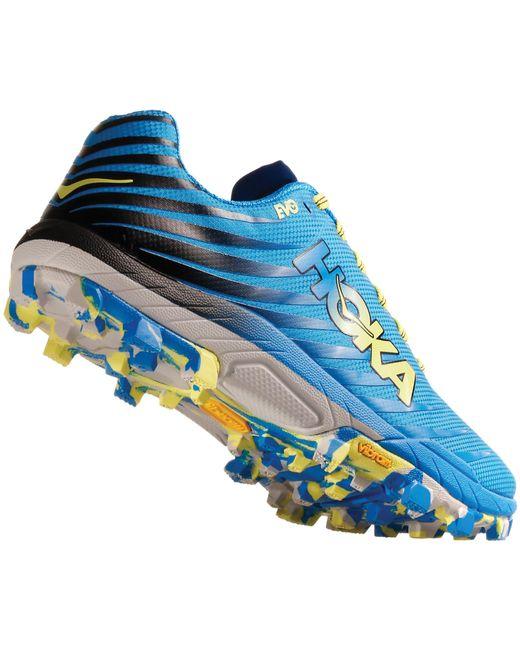 Hoka One One Blue Evo Jawz Shoe