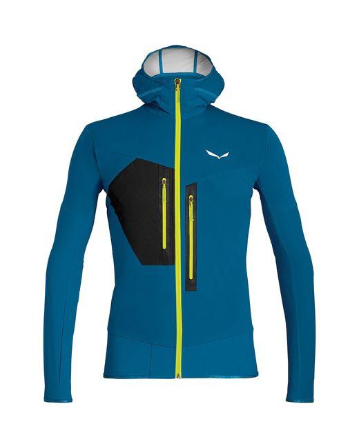 Salewa Blue Pedroc 2 Sw/dst Jacket for men