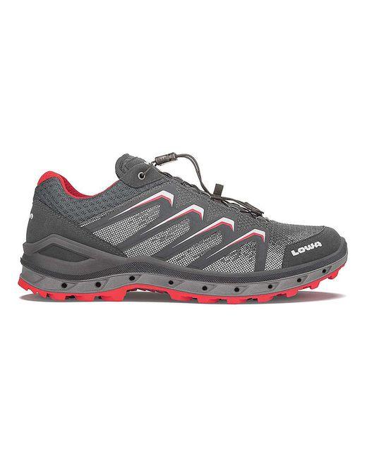 cae77d30ffb3db Lyst - Lowa Lowa Aerox Gtx Lo Surround Shoe in Gray for Men