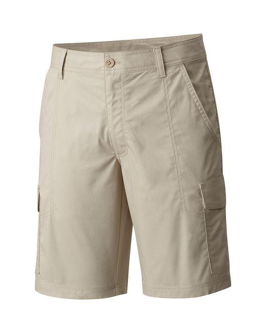Columbia Natural Boulder Ridge Cargo 10in Short for men