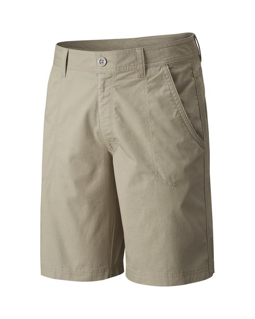 Columbia Natural Boulder Ridge 5 Pocket 8in Short for men