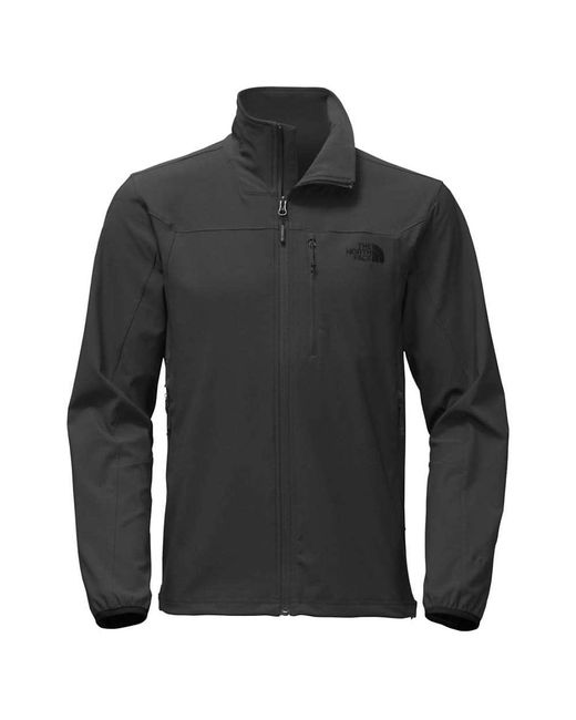 Lyst - The North Face Apex Nimble Water Resistant Jacket in Gray for ... 3595efac3