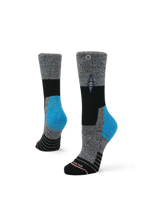 Stance - Black Klamath Hike Sock - Lyst