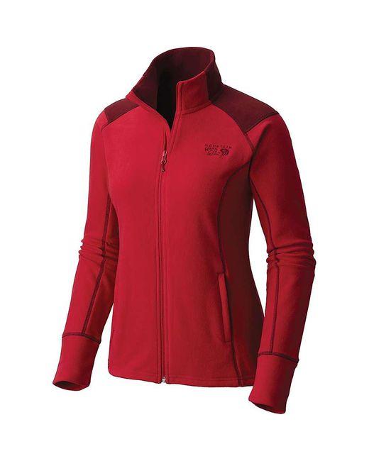Mountain Hardwear - Red Microchill 2.0 Jacket - Lyst