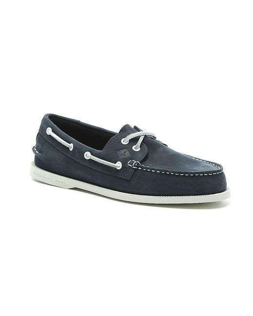 Sperry Top-Sider - Blue Captain's A/o 2-eye for Men - Lyst