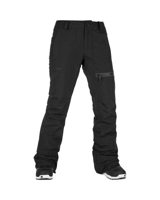 Volcom Black Knox Insulated Gore Pant