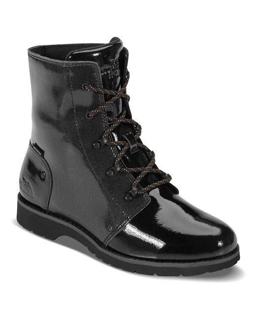 The North Face - Black Ballard Rain Boot - Lyst