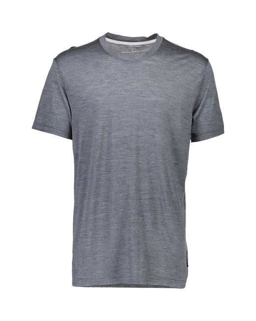 Mons Royale Gray Huxley Tee for men