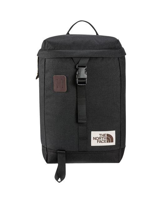 The North Face Black Top Loader Pack