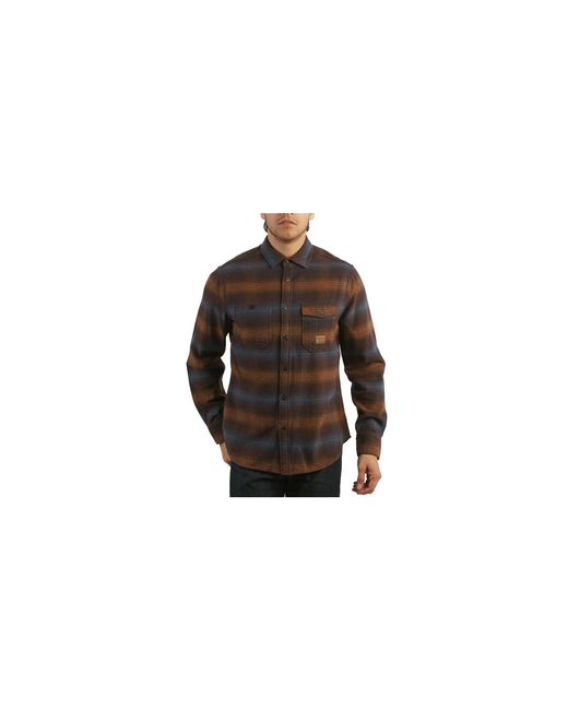 Jeremiah Multicolor Canyon Cotton Wool Brushed Twill for men