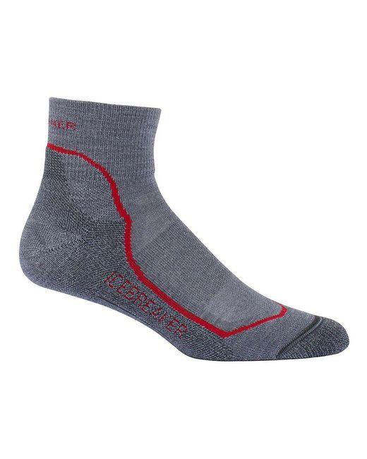 Icebreaker - Blue Hike+ Light Mini Sock for Men - Lyst