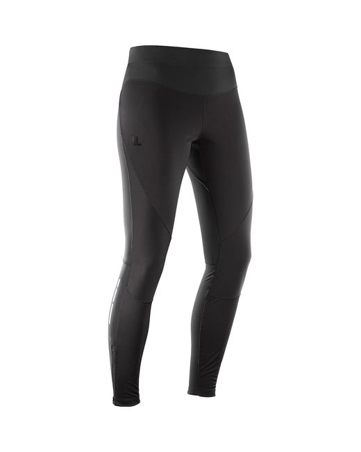 Yves Salomon Black Agile Softshell Tight