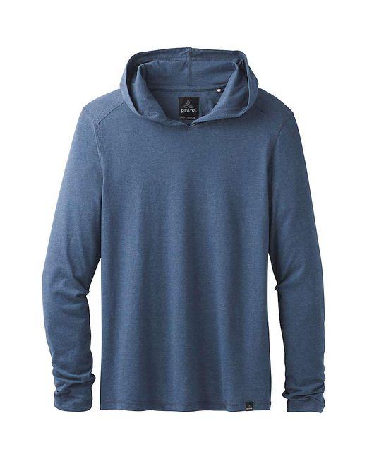Prana - Blue Ls Hoody for Men - Lyst
