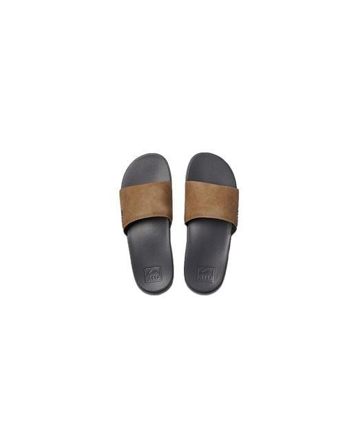 340394508 Men's Gray One Slide