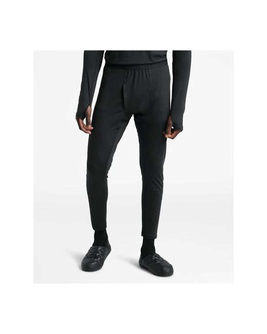 The North Face Black Warm Poly Tight for men