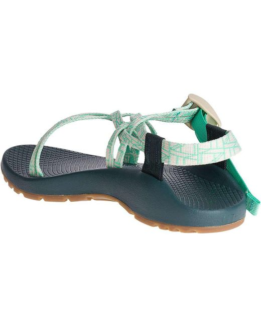202ac2802ed ... Chaco - Blue Zx 1 Classic Sandal - Lyst ...