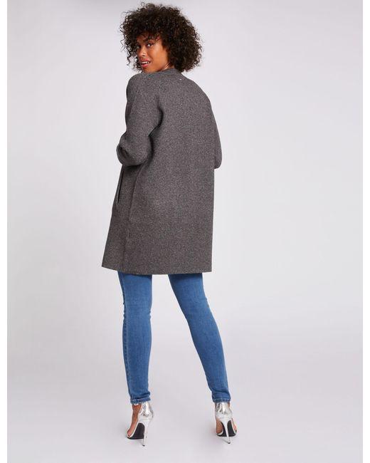 Gilet à manches longues Morgan en coloris Gray