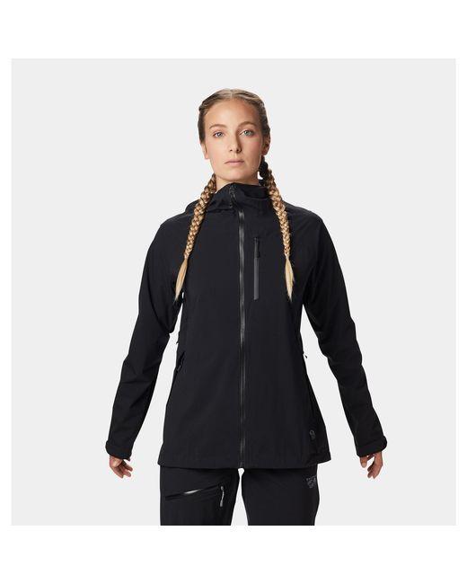Mountain Hardwear Black Stretch Ozonic
