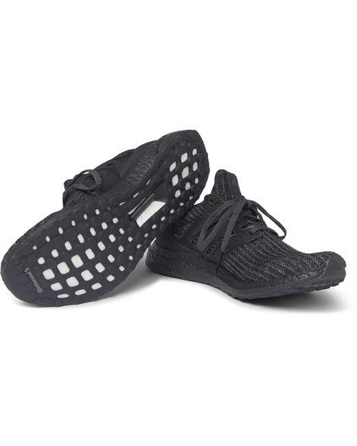 650d5e12239 ... Adidas Originals - Black Ultra Boost Primeknit Sneakers for Men - Lyst  ...