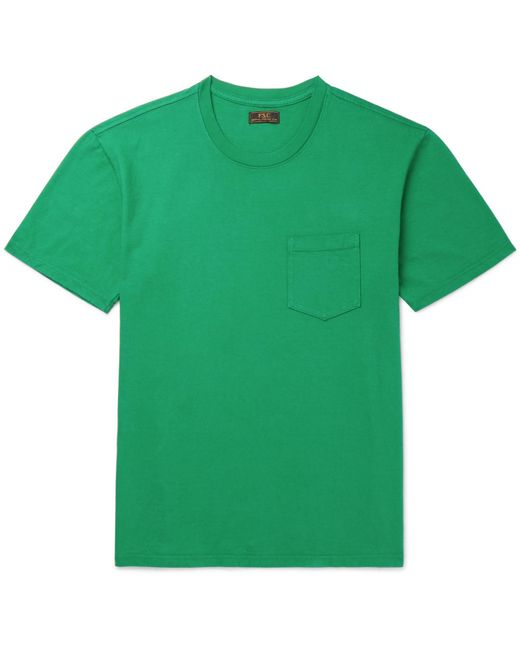 Freemans Sporting Club - Green Cotton-jersey T-shirt for Men - Lyst