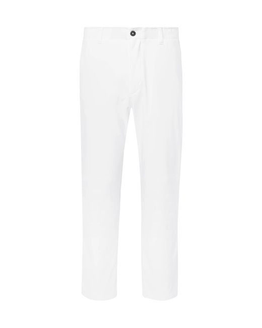 Under Armour - White Showdown Heatgear Golf Trousers for Men - Lyst