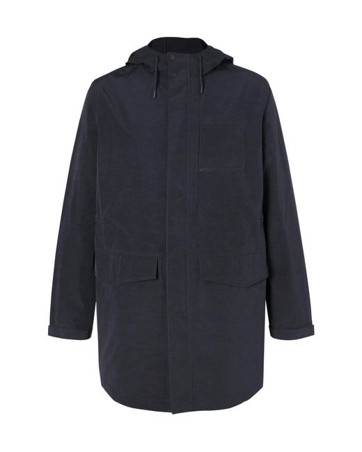 Folk | Blue Tech-canvas Parka for Men | Lyst
