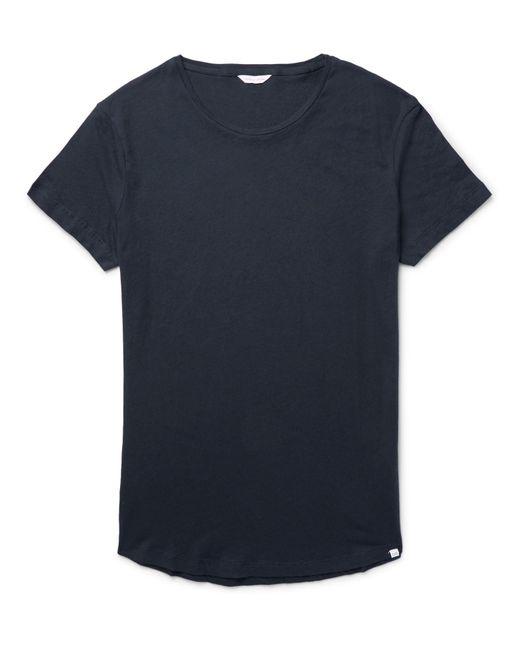 Orlebar Brown - Blue Ob-t Slim-fit Cotton-jersey T-shirt for Men - Lyst