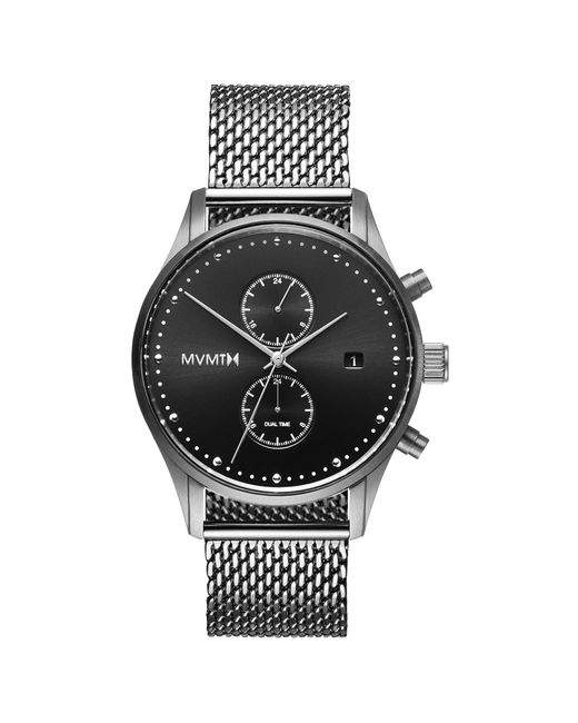 MVMT - Black Sterling for Men - Lyst