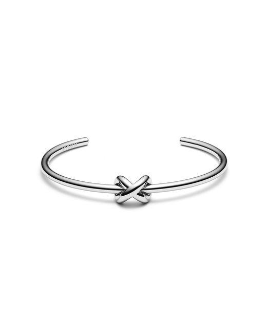 MVMT - Metallic Knot Cuff(t) - Lyst