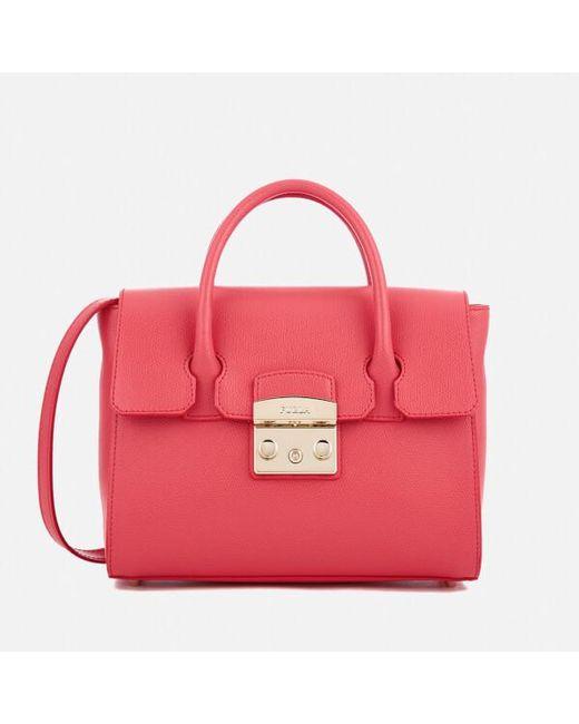 Furla | Multicolor Metropolis Small Satchel Bag | Lyst